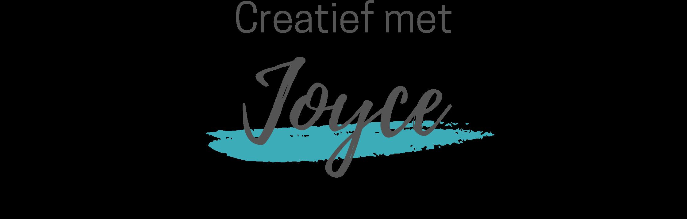 Creatief met Joyce